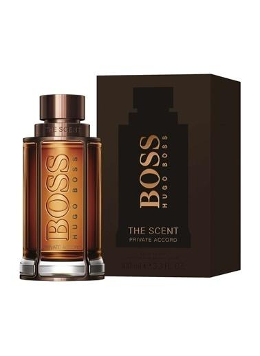 Hugo Boss Bottled The Scent Private Accord Edt 100 Ml Erkek Parfüm Renksiz